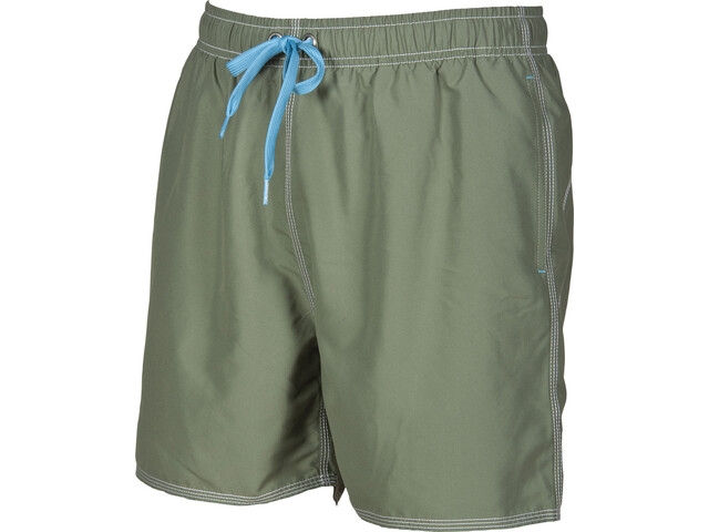 arena Fundamentals Solid Boxer Hombre, army-sea blue